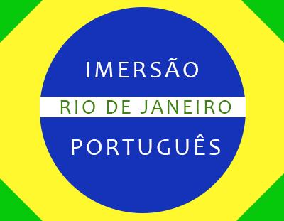 Programa de Imersão em Português no Rio de Janeiro