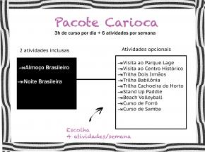 Pacote Carioca PT